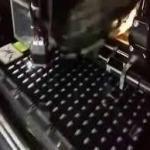 Indústria de montagem eletrônica