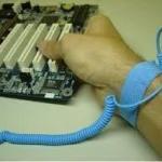 Linha de montagem de eletrônicos