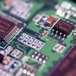 Linha de montagem de placas de circuito impresso