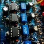 Montagem de componentes pth